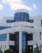 Сдаётся – помещение под офис 3-й этаж,   г. Ашхабад.