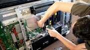 Услуги электроники и ремонт  бытовой техники . . .